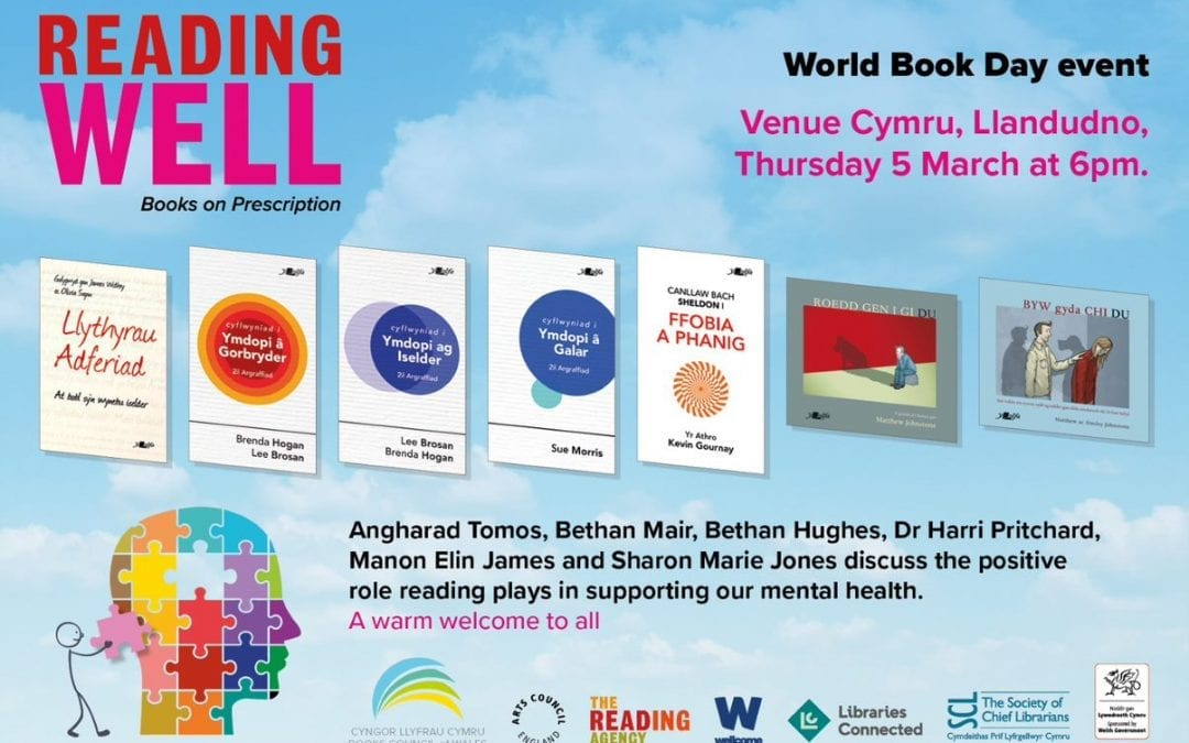 Mental Health Takes Centre Stage on World Book Day