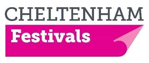 Logo Gwyl Cheltenham