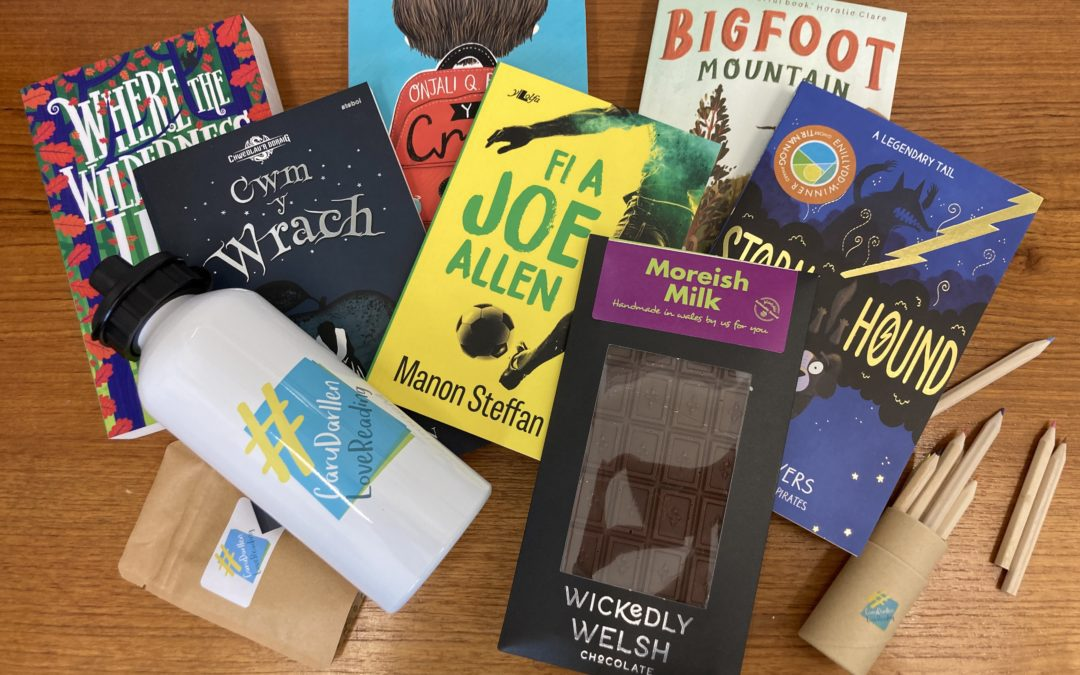 Well-being packs for your carers in Ceredigion this summer