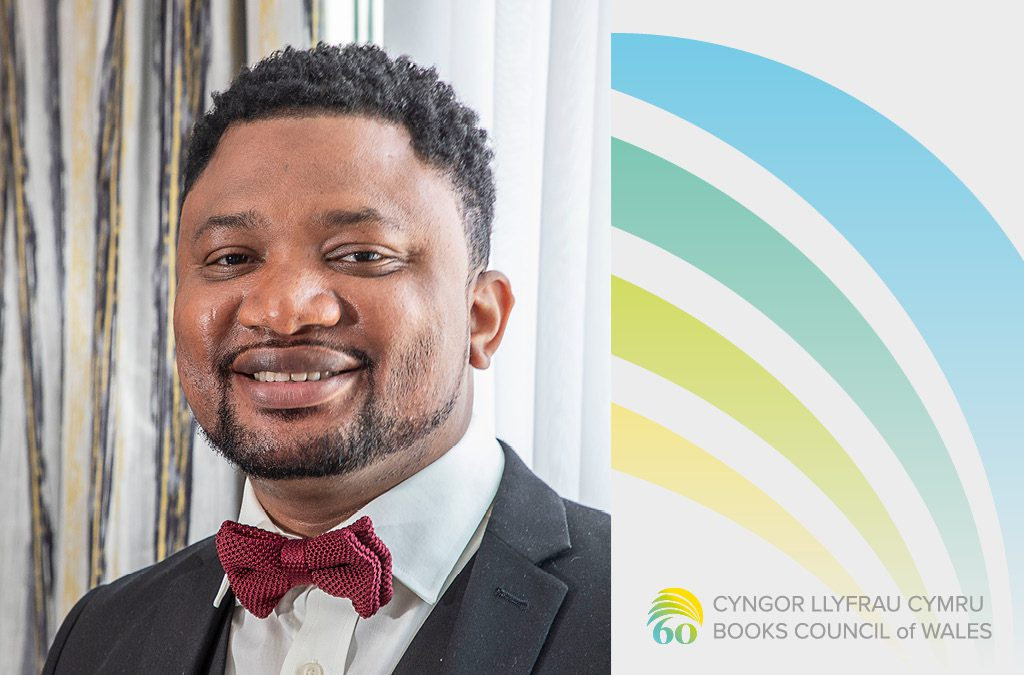 BOOKS COUNCIL OF WALES APPOINTS NEW TREASURER, ALFRED OYEKOYA